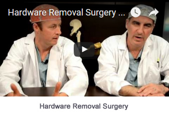 Hardware Removal Surgery