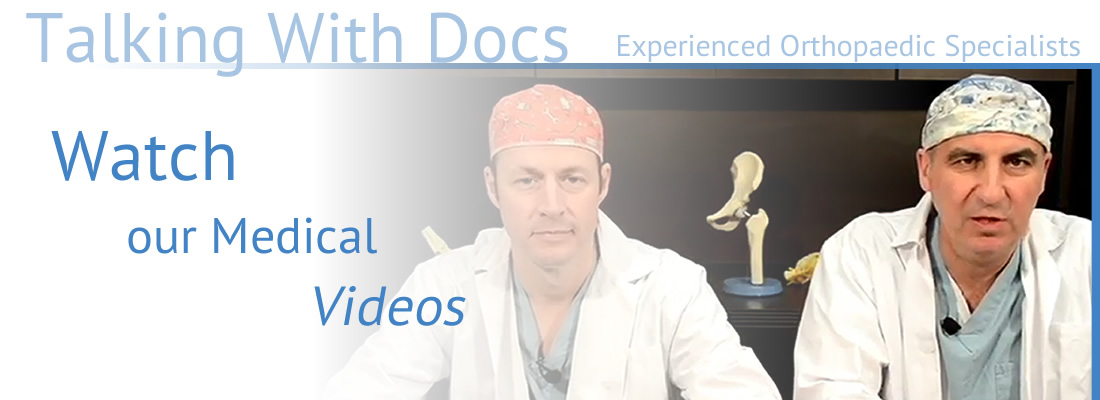 Medical Videos Slider Talking with Docs