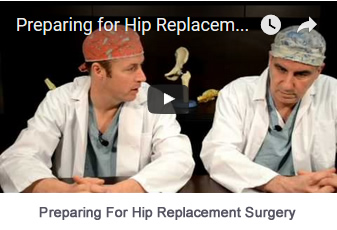 Preparing For Total Hip Replacement Surgery
