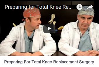 Preparing For Total Knee Replacement Surgery