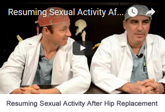 Resuming Sexual Activity After Hip Replacement