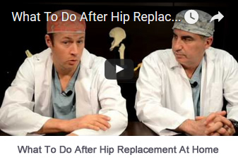 What To Do After Hip Replacement At Home