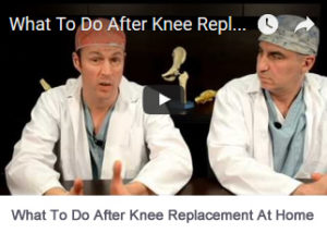 What To Do After Knee Replacement At Home