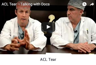 ACL Tear Talking with Docs